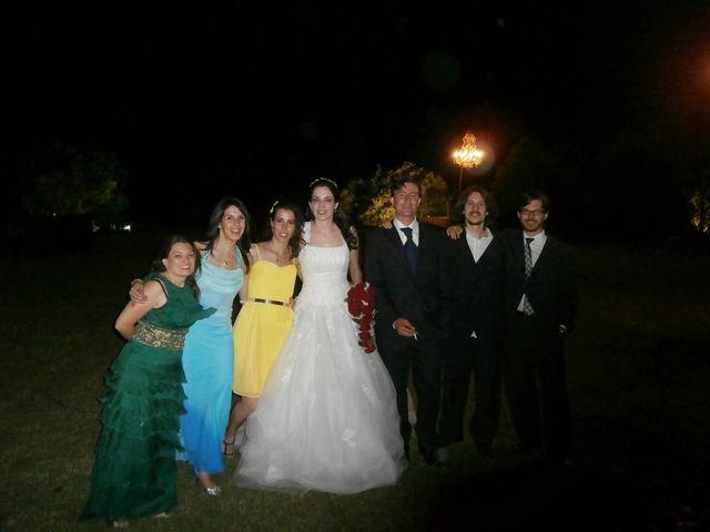 La boda de Aida y David en Villatobas, Toledo 37