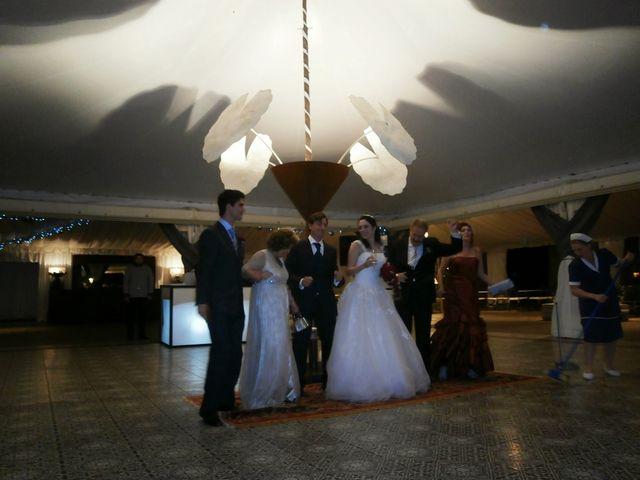 La boda de Aida y David en Villatobas, Toledo 38