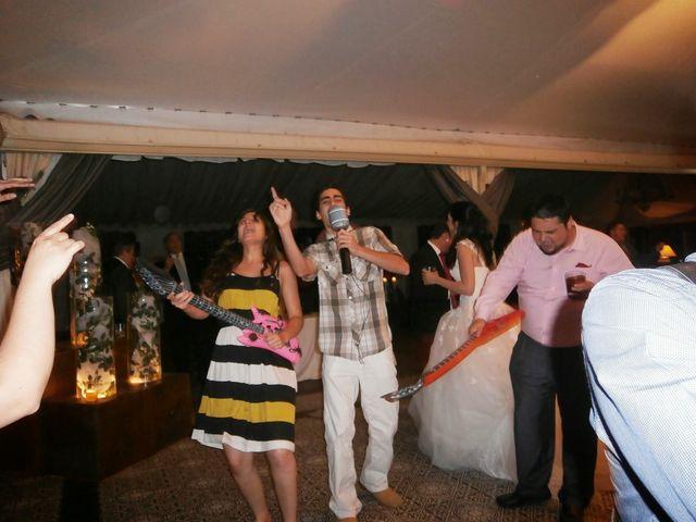 La boda de Aida y David en Villatobas, Toledo 39