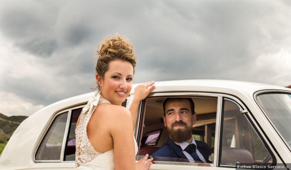 La boda de Pablo y Alba en Zaragoza, Zaragoza