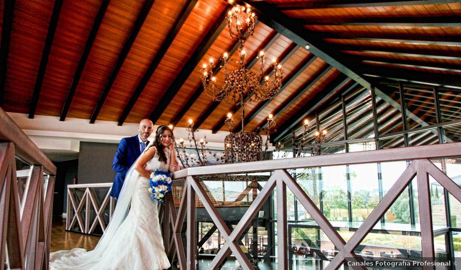 La boda de Manuel y May en Jaén, Jaén