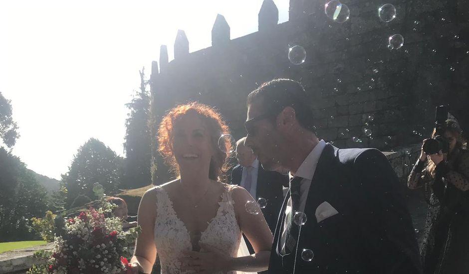 La boda de Iago pereira  y Encarna e Iago  en Soutomaior, Pontevedra