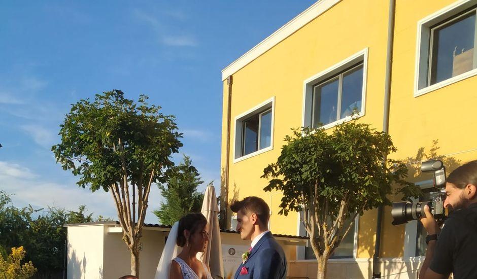 La boda de Julian y Elba en Valladolid, Valladolid