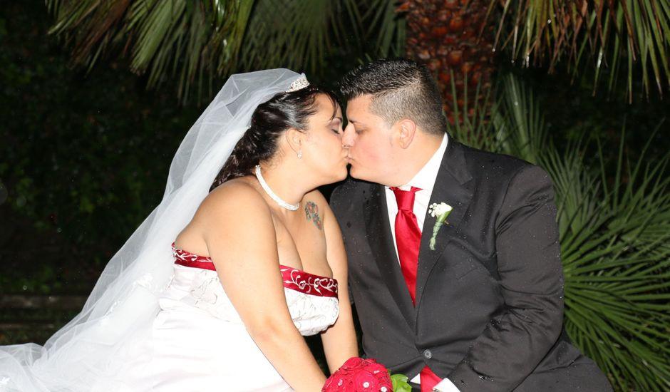 La boda de Israel y Nati en Arucas, Las Palmas