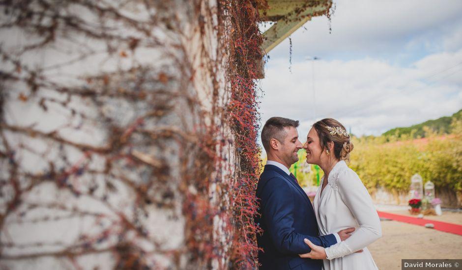 La boda de Victor y Noemí en Torrelodones, Madrid