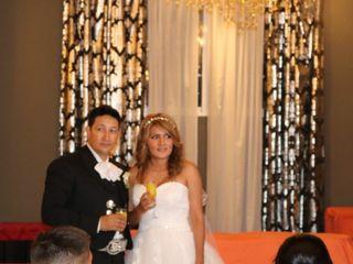 La boda de Sandra y Rubén 1