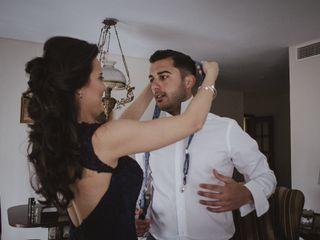 La boda de Deborah y Rafa 1