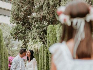 La boda de Gema  y Javi  1