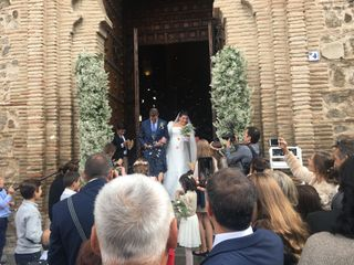 La boda de Esther y Jaime 2