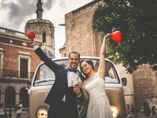 La boda de Yanna y Javier