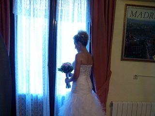 La boda de Yoli  y Edu 1