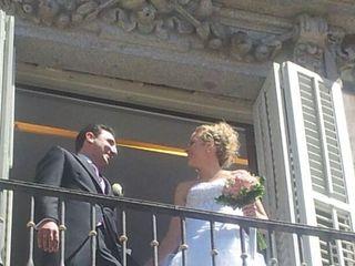 La boda de Yoli  y Edu 2