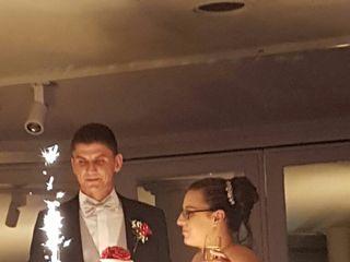 La boda de Jenifer y Gheorghe 1