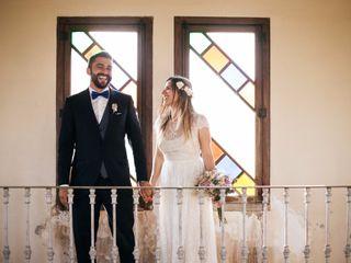 La boda de Silvia y Bernard