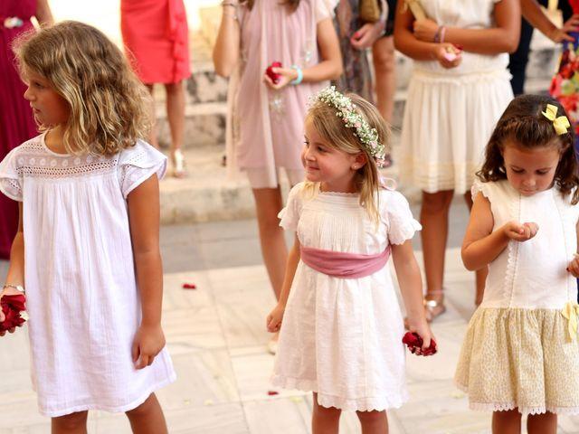 La boda de Dani y Montse en Castelló/castellón De La Plana, Castellón 10