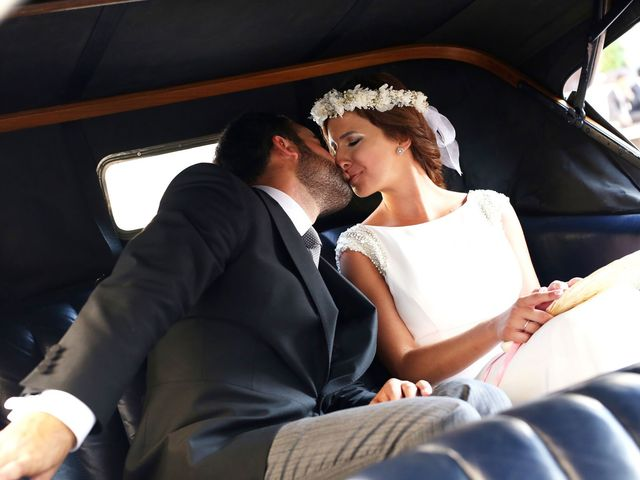 La boda de Dani y Montse en Castelló/castellón De La Plana, Castellón 15