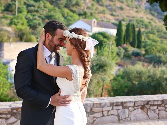 La boda de Dani y Montse en Castelló/castellón De La Plana, Castellón 16