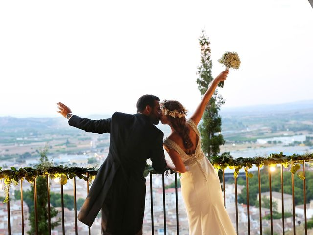 La boda de Montse y Dani