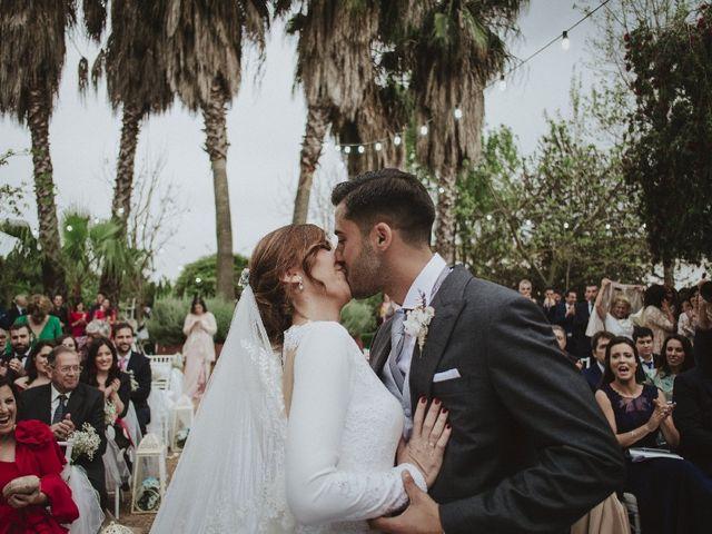 La boda de Deborah y Rafa