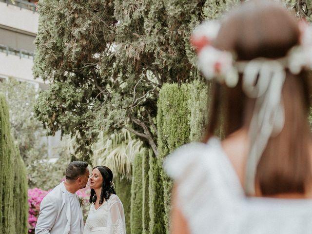 La boda de Javi  y Gema  en Valencia, Valencia 3