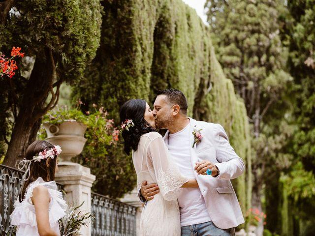 La boda de Gema  y Javi