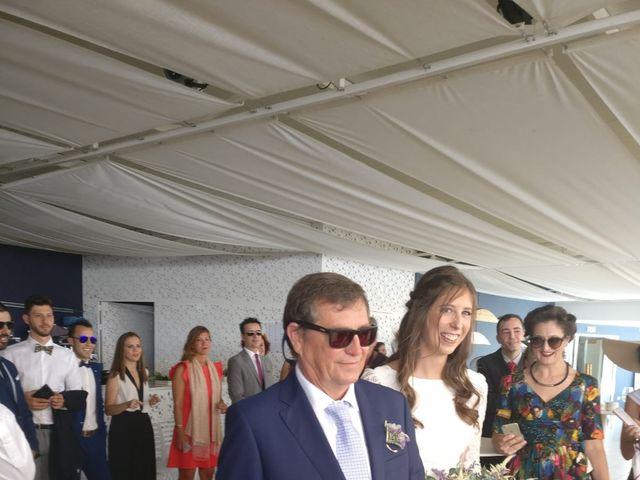 La boda de Torsten  y Marta en Isla Cristina, Huelva 2