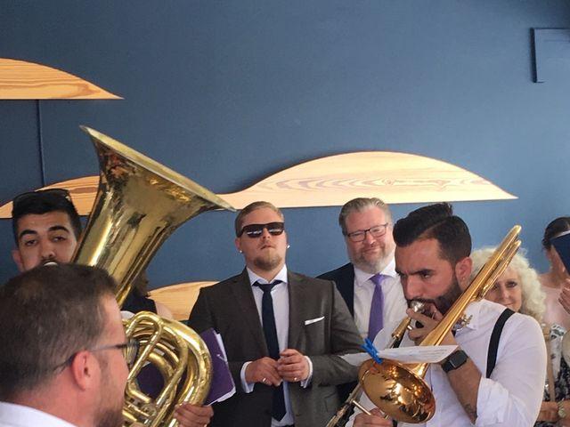 La boda de Torsten  y Marta en Isla Cristina, Huelva 8
