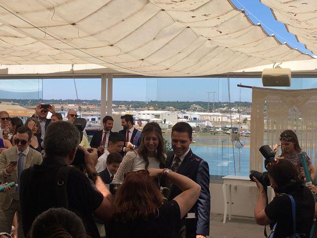 La boda de Torsten  y Marta en Isla Cristina, Huelva 12