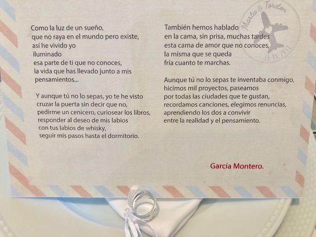 La boda de Torsten  y Marta en Isla Cristina, Huelva 16