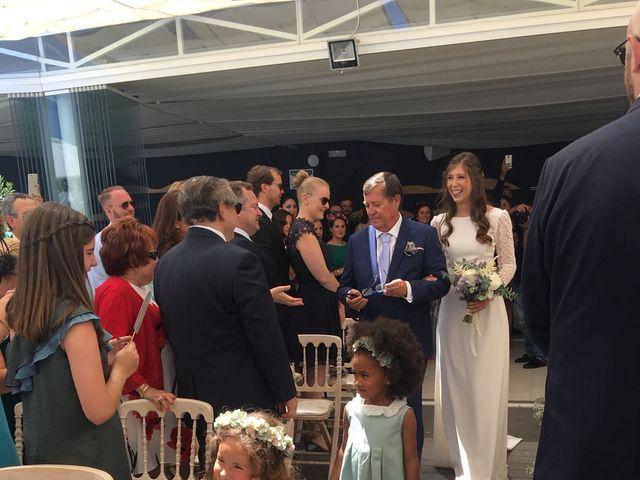 La boda de Torsten  y Marta en Isla Cristina, Huelva 20