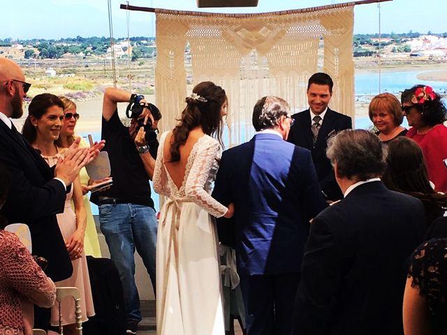 La boda de Torsten  y Marta en Isla Cristina, Huelva 24