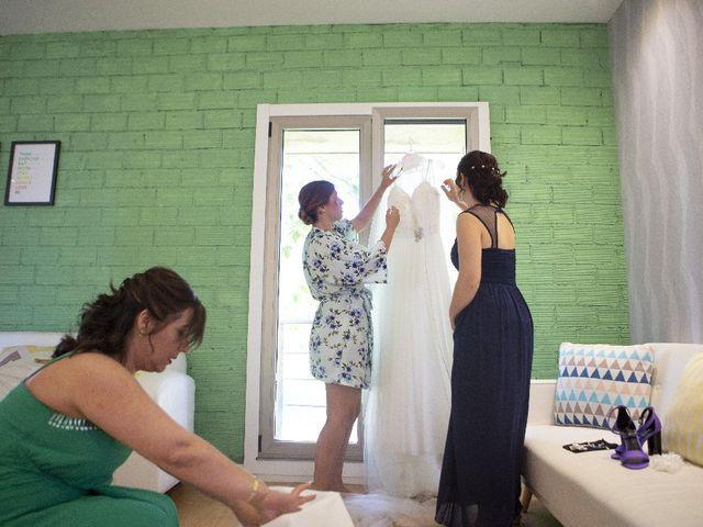 La boda de Alber y San en O Grove (Resto Parroquia), Pontevedra 11