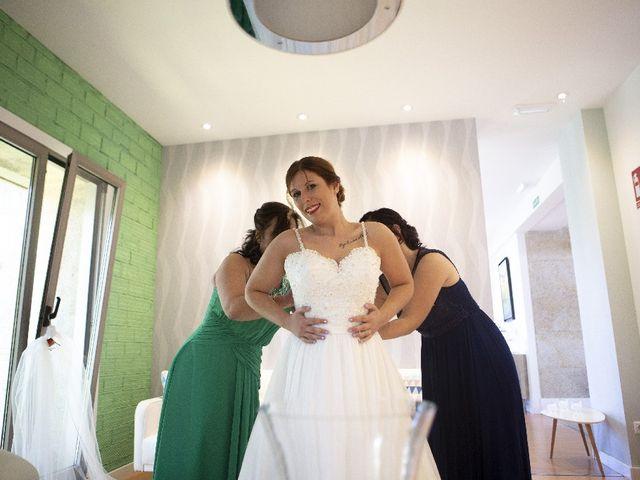 La boda de Alber y San en O Grove (Resto Parroquia), Pontevedra 12
