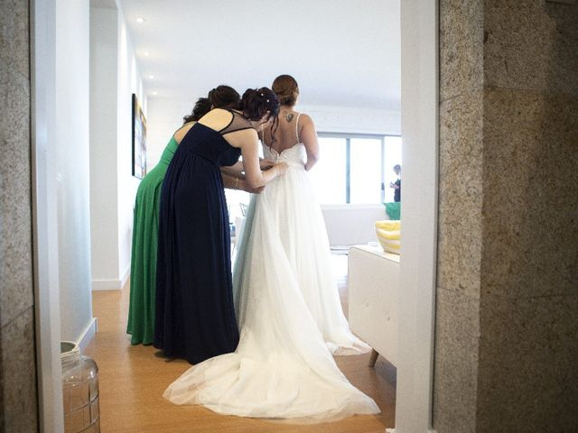 La boda de Alber y San en O Grove (Resto Parroquia), Pontevedra 14