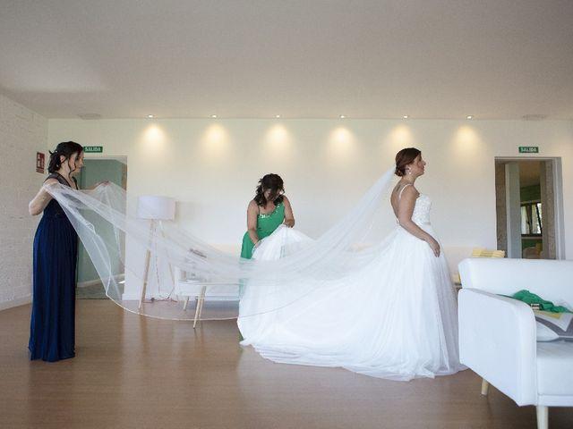 La boda de Alber y San en O Grove (Resto Parroquia), Pontevedra 16