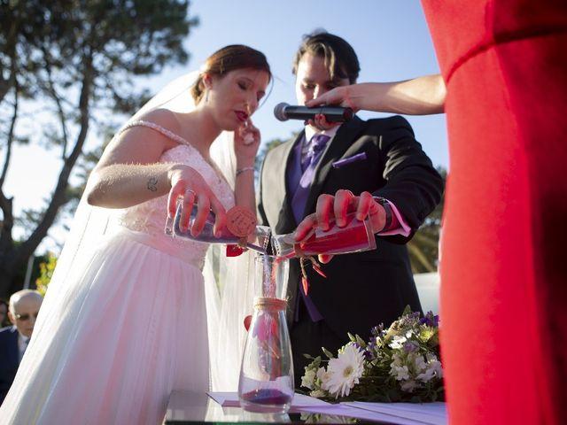 La boda de Alber y San en O Grove (Resto Parroquia), Pontevedra 22
