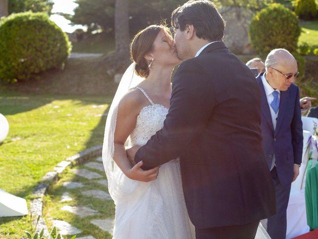 La boda de Alber y San en O Grove (Resto Parroquia), Pontevedra 23