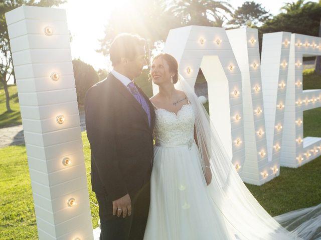 La boda de Alber y San en O Grove (Resto Parroquia), Pontevedra 24