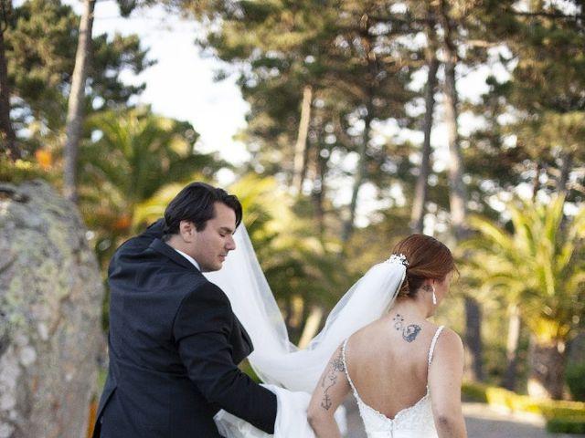 La boda de Alber y San en O Grove (Resto Parroquia), Pontevedra 25