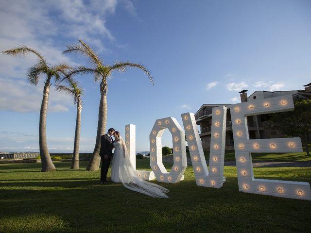 La boda de Alber y San en O Grove (Resto Parroquia), Pontevedra 26