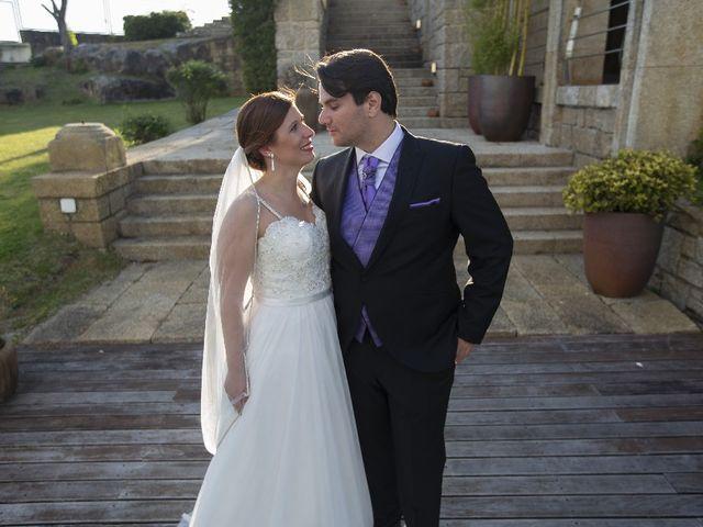 La boda de Alber y San en O Grove (Resto Parroquia), Pontevedra 27