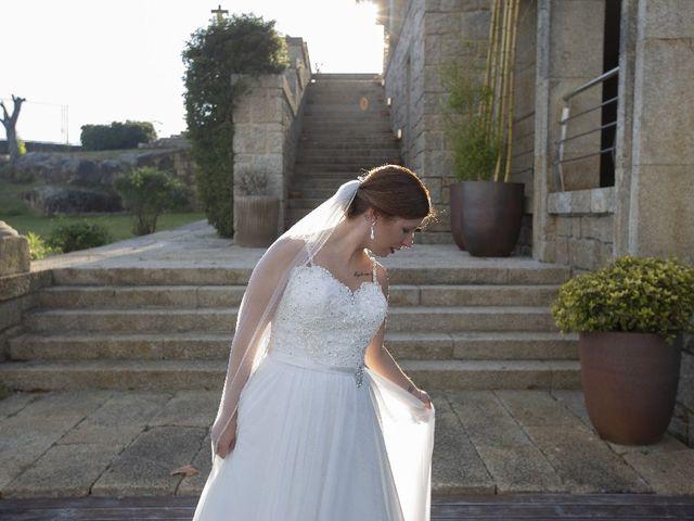 La boda de Alber y San en O Grove (Resto Parroquia), Pontevedra 28