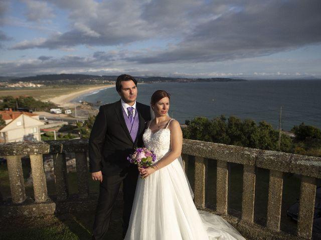 La boda de Alber y San en O Grove (Resto Parroquia), Pontevedra 31