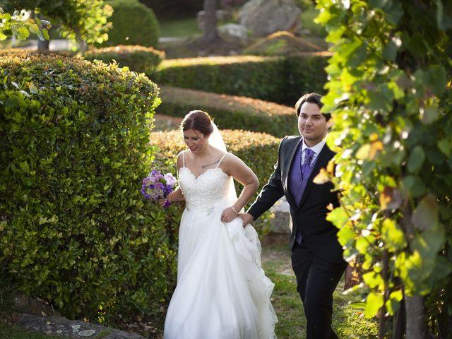 La boda de Alber y San en O Grove (Resto Parroquia), Pontevedra 33