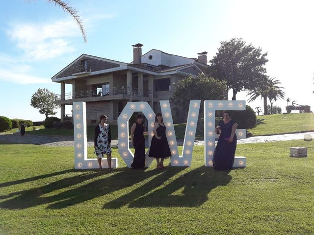 La boda de Alber y San en O Grove (Resto Parroquia), Pontevedra 38