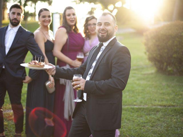 La boda de Alber y San en O Grove (Resto Parroquia), Pontevedra 40