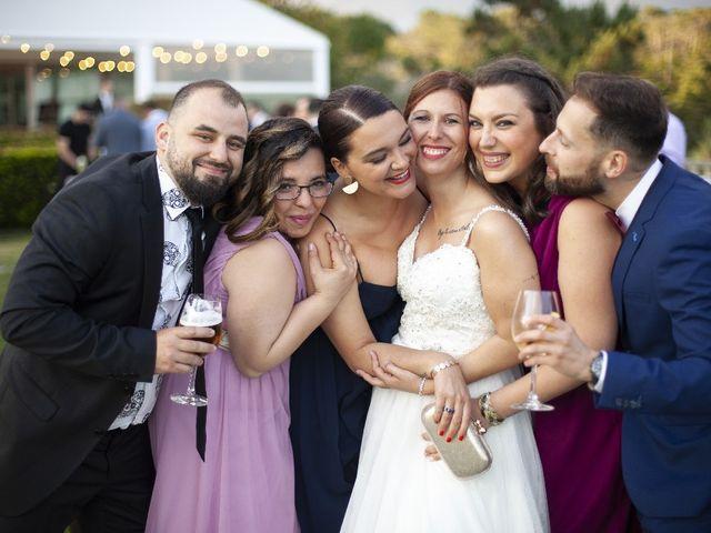 La boda de Alber y San en O Grove (Resto Parroquia), Pontevedra 41