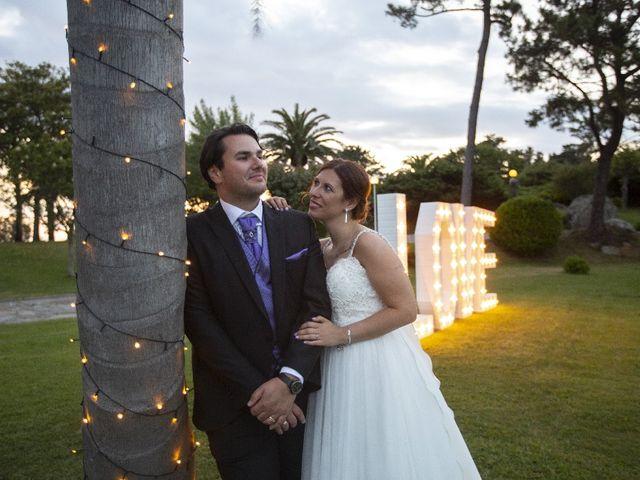 La boda de Alber y San en O Grove (Resto Parroquia), Pontevedra 46