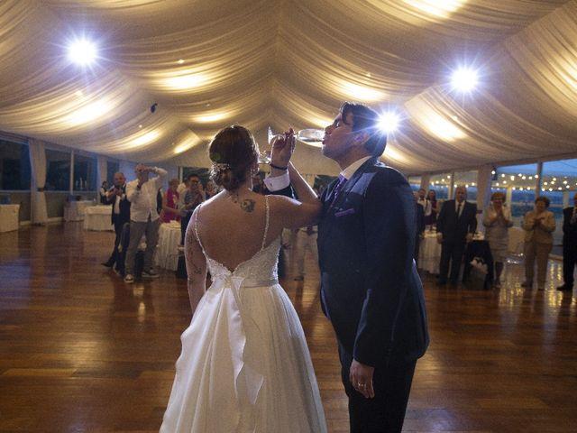La boda de Alber y San en O Grove (Resto Parroquia), Pontevedra 47