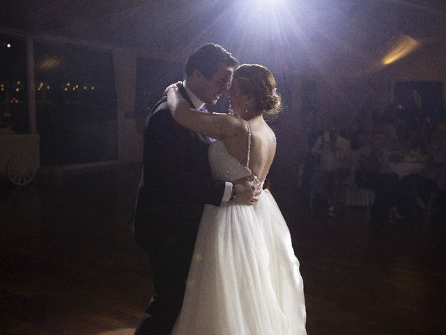 La boda de Alber y San en O Grove (Resto Parroquia), Pontevedra 50